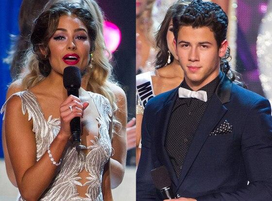 Nick dating Miss Universum dejtingsajter Espanol