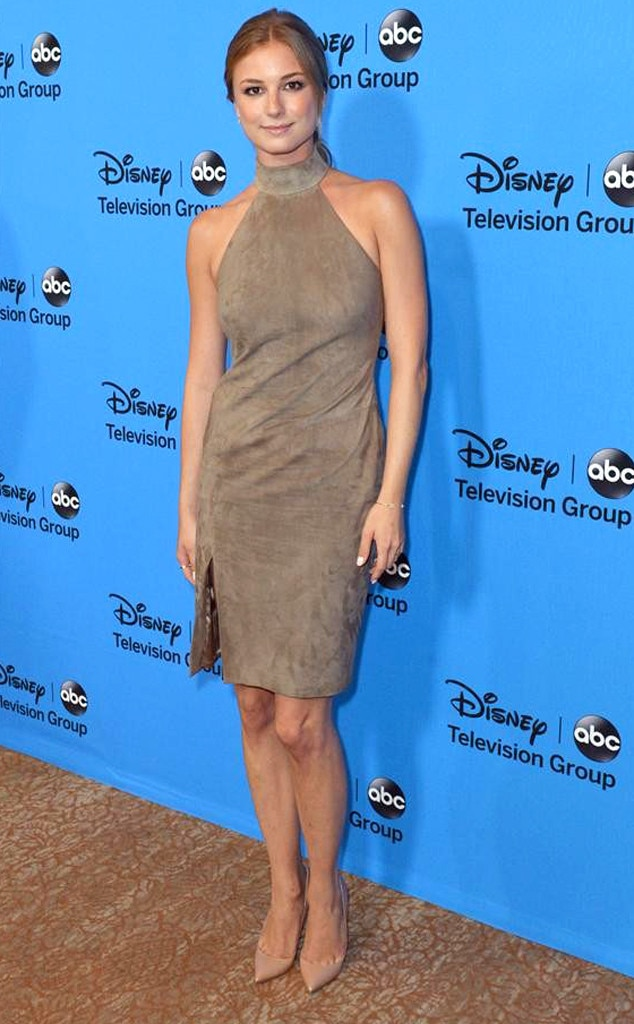 ABC TCA Party, Emily VanCamp