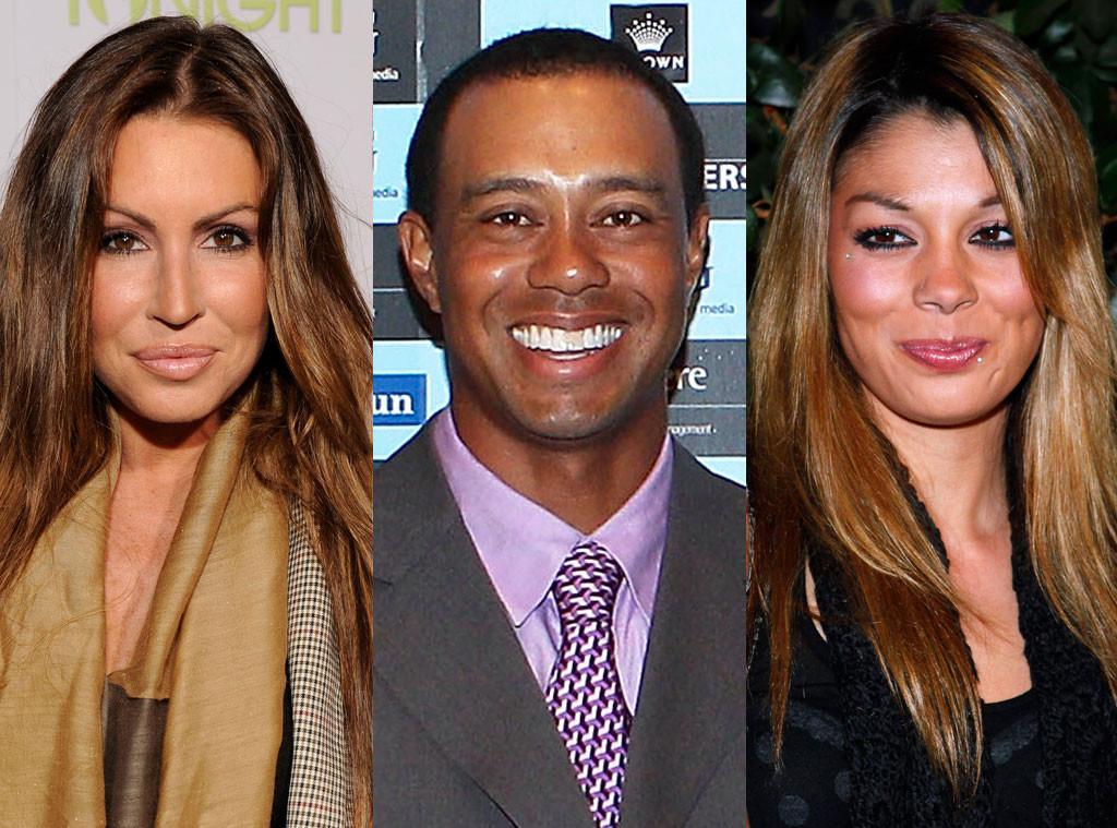 Jaimee Grubbs, Tiger Woods, Rachel Uchitel