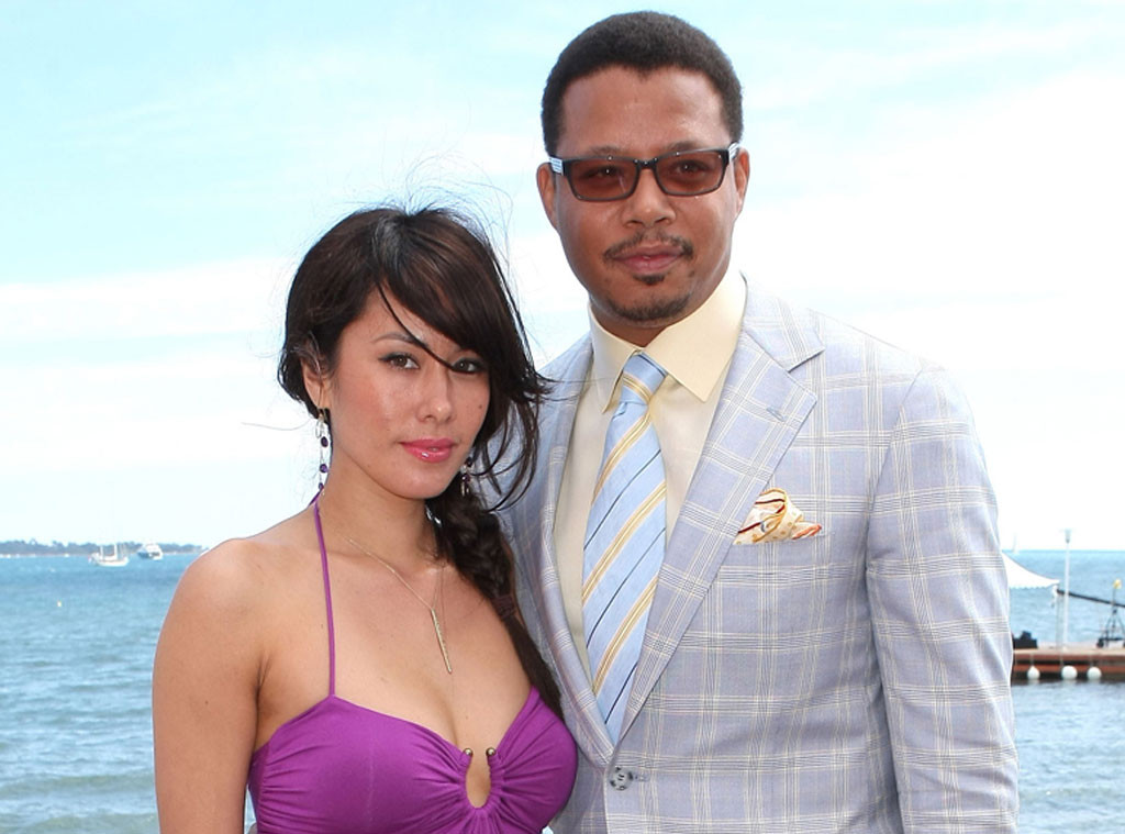 Grugrux: terrence howard and michelle ghent