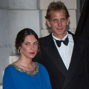 Tatiana Santo Domingo, Andrea Casiraghi