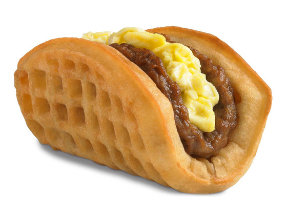 Taco Bell, Waffle Taco