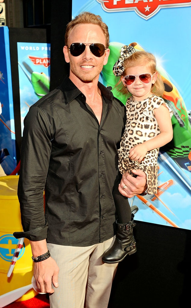 Ian Ziering, Daughter