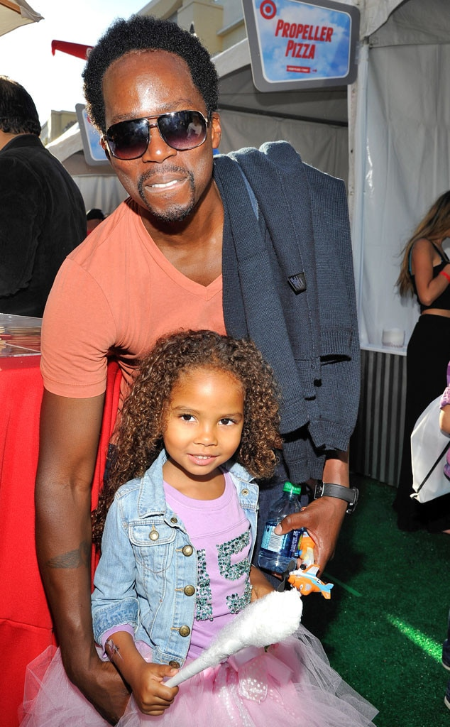 Harold Perrineau Jr, Wynter Aria Perrineau