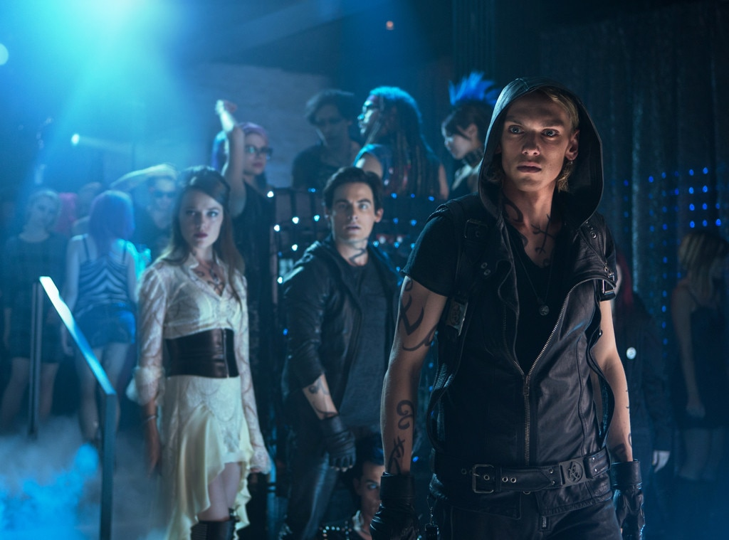 City Of Bones Recasting: Jemina West, Kevin Zegers, & Jamie Campbell Bower From