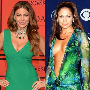 Sofia Vergara, Jennifer Lopez
