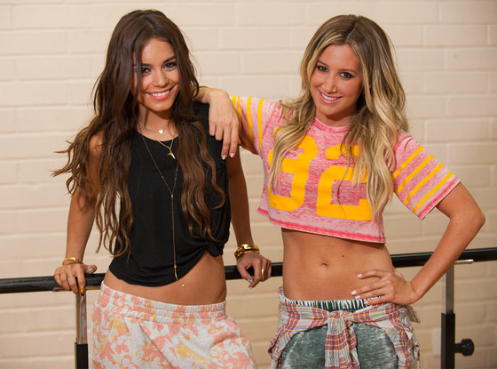 Vanessa & Ashley: Inner Circle, Vanessa Hudgens, Ashley Tisdale