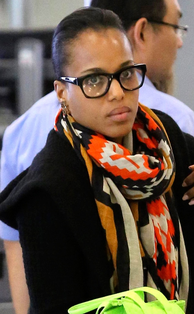 Kerry Washington, Glasses
