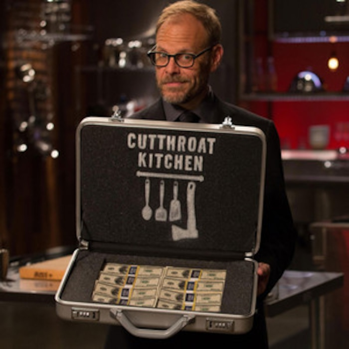 Cutthroat Kitchen First Look Alton Brown Previews His