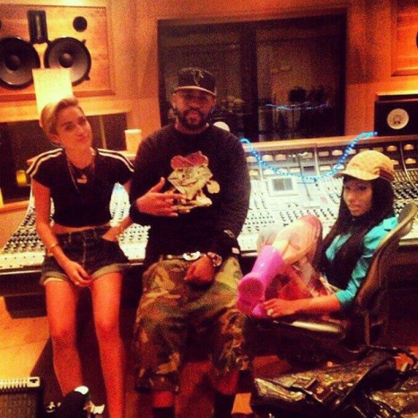Miley Cyrus, Nicki Minaj, Mike Will Made It