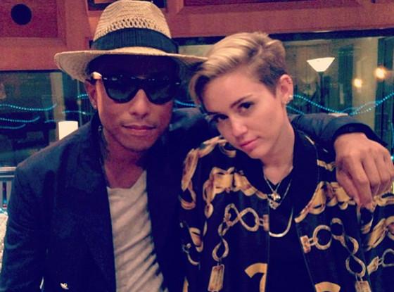 Miley Cyrus, Pharrell