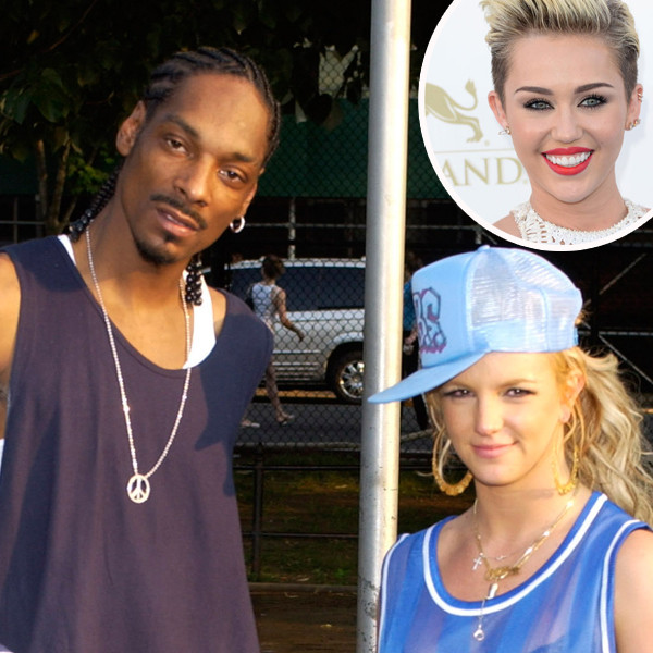 Snoop Dogg, Singer Britney Spears