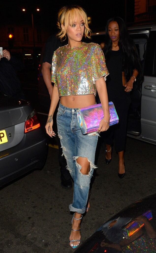 Rihanna, E! News You Wore It Better