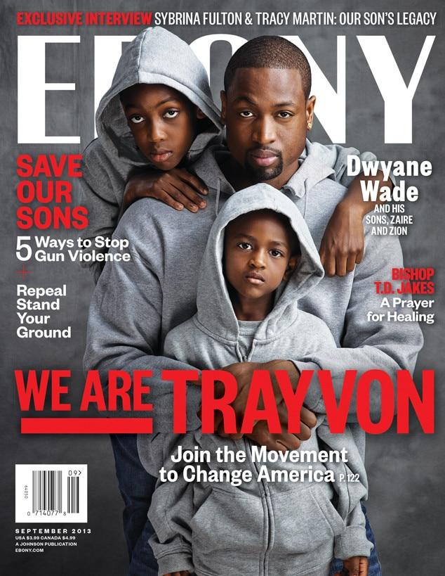 Ebony, Dwyane Wade