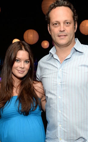 Vince Vaughn Son >> Vince Vaughn Welcomes A Son E News