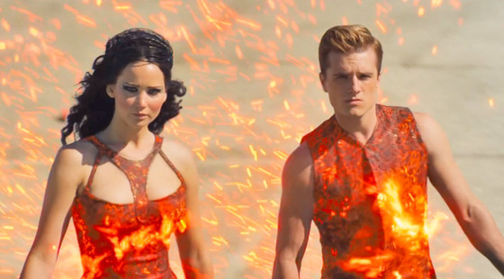 Hunger Games, Catching Fire Stills