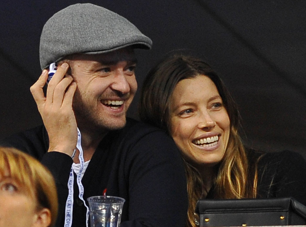 Jessica Biel and Justin Timberlake - why we love them
