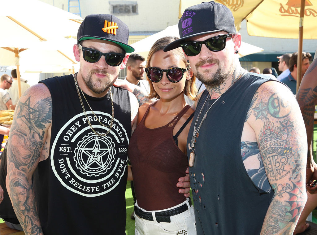 how benji and joel madden went from bad boy rockers to the