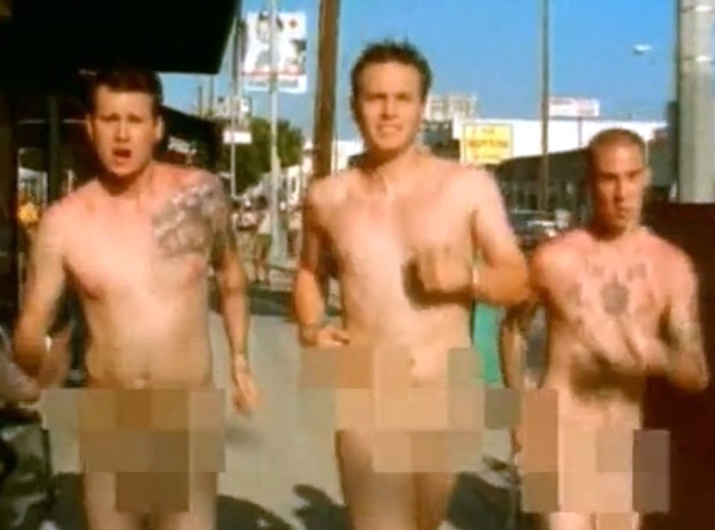 Blink 182, What's My Age Again, Naked