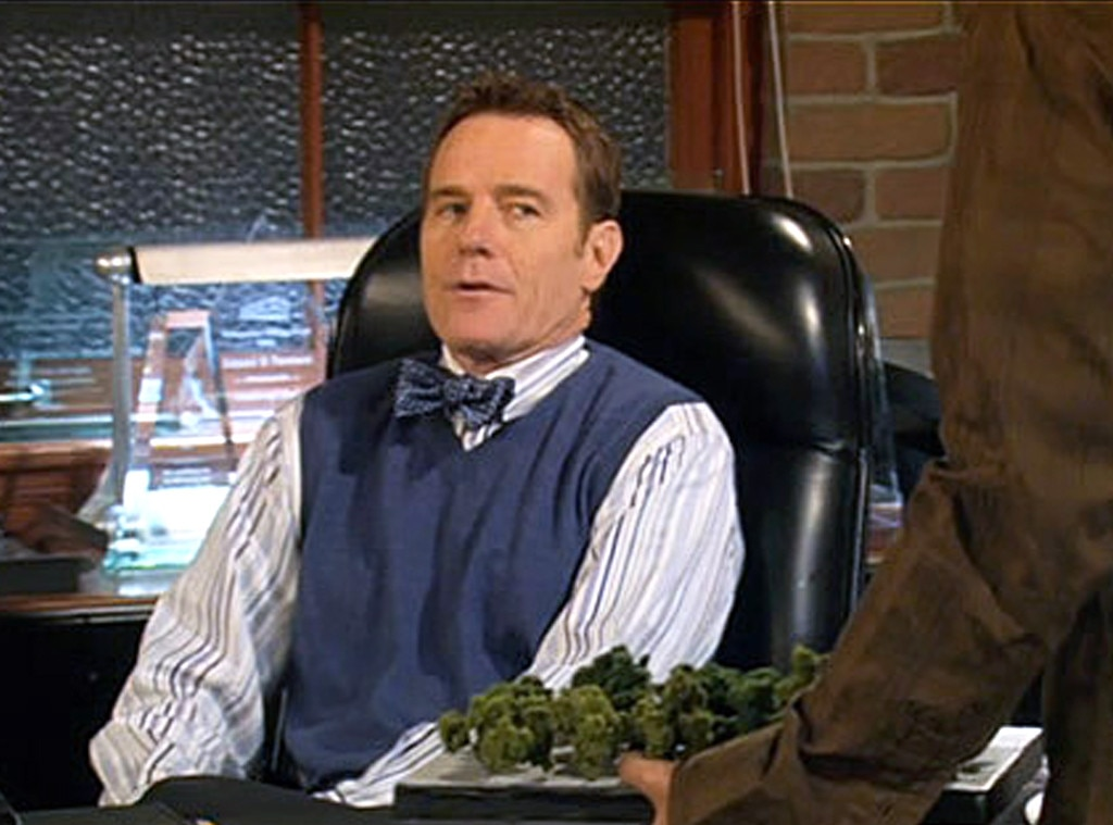 How I Met Your Mother Guest Stars, Bryan Cranston