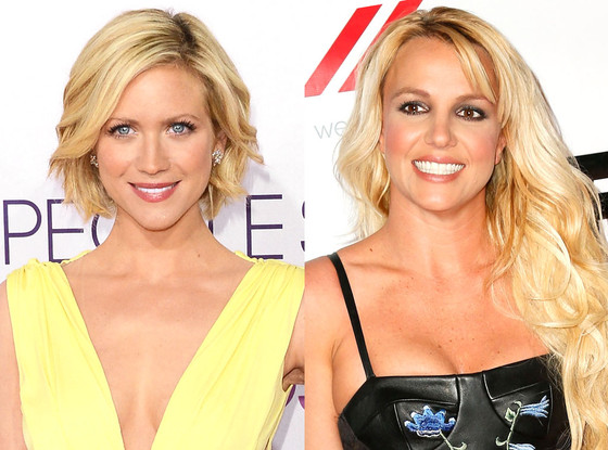 Brittany Snow, Britney Spears
