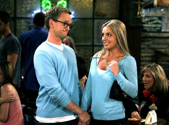 Neil Patrick Harris Britney Spears How I Met Your Mother