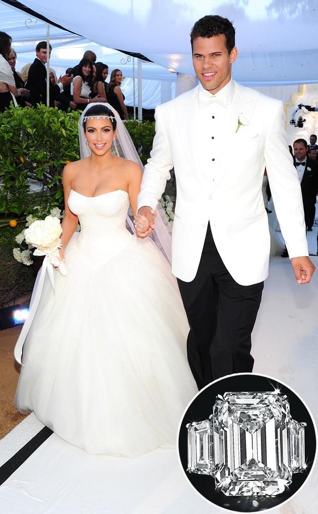 Kim Kardashian, Kris Humphries, Wedding, Ring