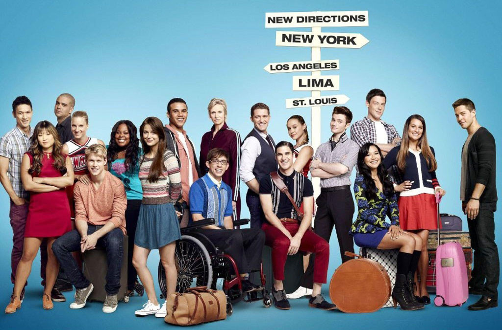 High School to College, Glee