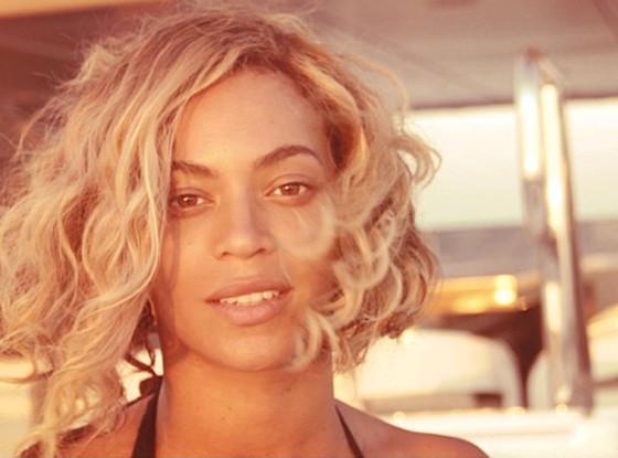 Beyonce, No Makeup, Instagram