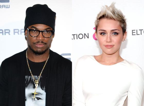 Ne-yo, Miley Cyrus