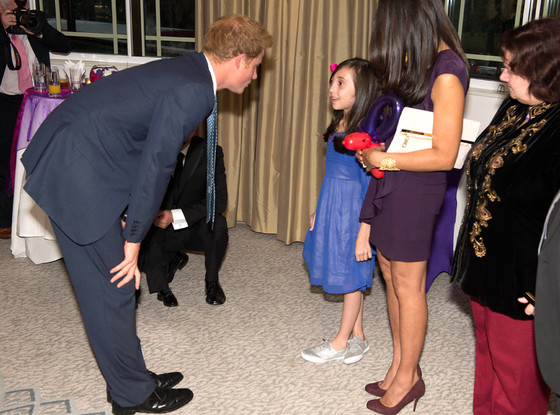 Prince Harry, Nicole Christou