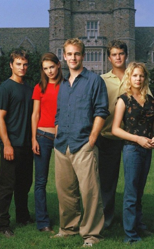 High School to College, Dawson's Creek