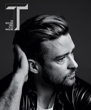 Justin Timberlake, T The New York Times Style Magazine