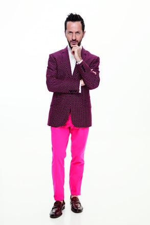 Host de Fashion Police México