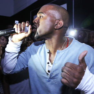 Kanye West Kicks Female Heckler Out of Concert: Watch the Profanity-Laced Video