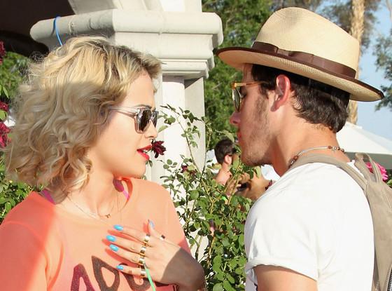 Rita Ora, Nick Jonas