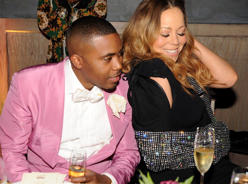 Mariah Carey My Sling Is Not A Fashion Statement E News