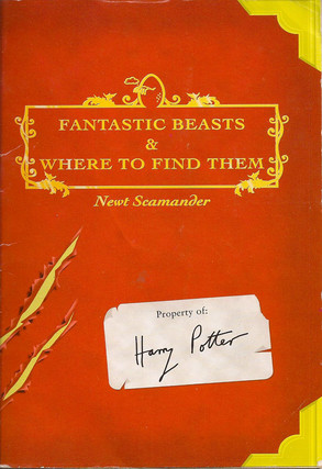 The Fantastic Beasts and Where to Find Them book, Best Things