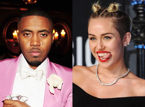 Nas, Miley Cyrus