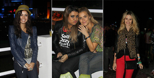 Sophie Charlotte, Preta Gil, Carolina Dieckmann, Yasmin Brunet