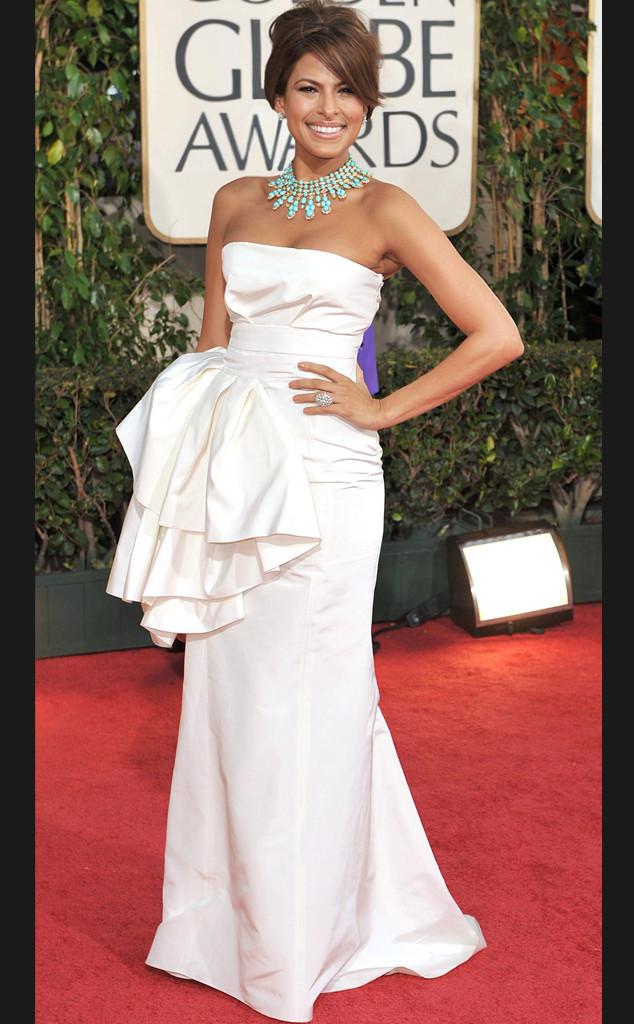 Eva Mendes, Golden Globes