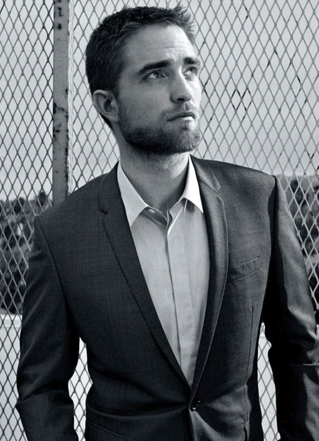 Robert Pattinson, Harper's Bazaar Arabia