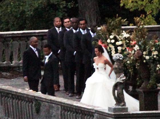 fotos exclusivas) el cantante john legend se casó con la modelo