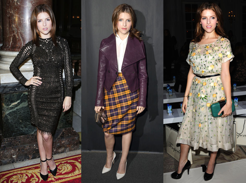 Anna Kendrick's London Fashion Week Round-Up: Which Look ...