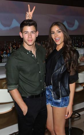 Nick Jonas 21st Birthday, Le Reve, Andrea's