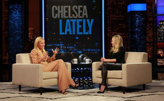Gwyneth Paltrow, Chelsea Lately