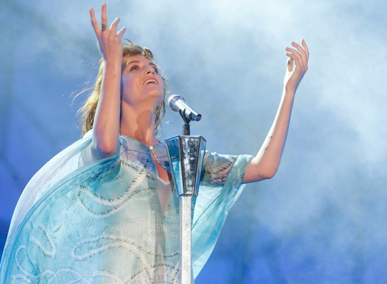 Rock in Rio, Florence and the Machine