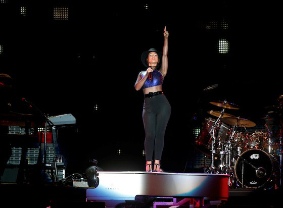 Rock in Rio, Alicia Keys