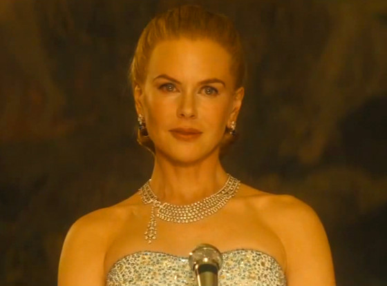 Nicole Kidman, Grace of Monaco Trailer