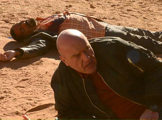 Breaking Bad, Michael Quezada, Dean Norris